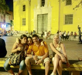 study spanish in Colombia