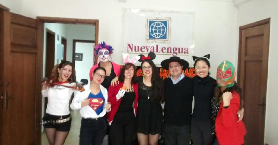 halloween in Colombia