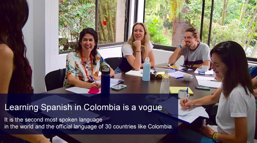 Travel to Colombia and Learn Spanish