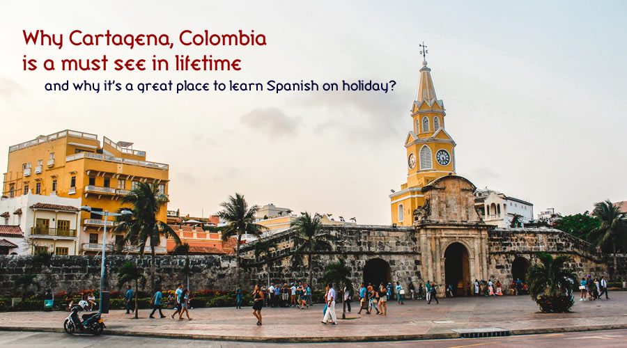 Why Cartagena, Colombia is a must see in lifetime
